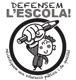defensem l'escola