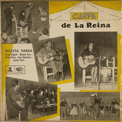 8 disco de La Carpa